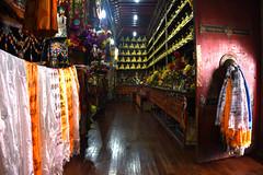 Kathok Tibetan Monastery 噶陀寺 (MelindaChan ^..^) Tags: sichuan china 四川 川西高原 白玉 tibetan monastery chanmelmel mel melinda melindachan worshoip pray religion buddha buddhish building mountain 噶陀寺 kathok life house