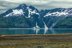 Fjords of Aialik (chasingthelight10) Tags: events photography travel landscapes beaches glacialvalley glaciers mountains nature ocean places alaska aialikbay kenaipeninsula kenaifjordsnationalpark things otherkeywords inlet