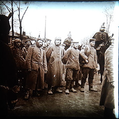 Vue stereo 7-13 (Chicken 62) Tags: chalons prisoners prisonniers ww1 glass plate stereoscopique