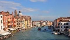 canal grande (poludziber1) Tags: venezia italia venice italy blue water