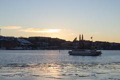 IMG_9783 (Lauro Meneghel) Tags: sweden svezia stockholm stoccolma winter inverno ice ghiaccio malaren lake frozen cityhall gamlastan 2017