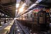 Track Five (brianloganphoto) Tags: platform rail landscape sunset historical train transportation iron newjersey landmark hoboken tracks njttrain railroad unitedstates us