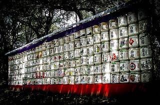 Meji Jingu Shrine, Tokyo 2006