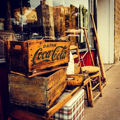 Perth Ontario (Mario Barbe) Tags: canada street smalltown cocacola perth ontario