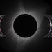 Total Eclipse: Second Contact through to Third Contact