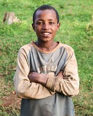 El más listo (J Raga) Tags: etiopia 2010 gambo retrato olympus uro e520