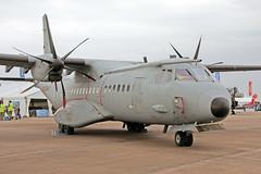EADS CASA C295M (T-21-09-35-47) - Ala 35 - Spanish Air Force - RIAT 2014 (obtrdzwo81) Tags: eads casa c295m riat