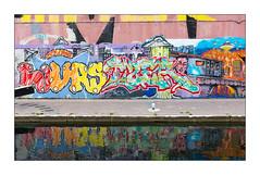Graffiti (Real.DreamS, Tizer & Friends), East London, England. (Joseph O'Malley64) Tags: tizer graffitiartists streetartists streetart urbanart publicart freeart graffiti eastlondon eastend london england uk britain british greatbritain dooneforcancer victorianbuilding victorianstructure building structure brickwork bricksmortar cement pointing wiring electricalwiring conduit electricalconduit concrete blockpaving mooring mooringpost lock lockcutting lockgate canal waterway industrialheritage deepwater canalised urban urbanlandscape aerosol cans spray paint fujix fujix100t accuracyprecision realdreams