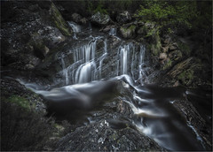 Oxygen Is Underrated (markrd5) Tags: cascade longexposure le ndfilters leebigstopper lee atmosphere nikon1024mm wrs rhiwargorfalls lakevyrnwy wales emotion movement