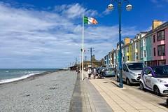 Y Ro Fawr, Aberystwyth (Rhisiart Hincks) Tags: plaja playa hondartza trá tràigh beach traeth traezh traezhenn plage môr mor mer muir sea aberystwyth ceredigion ue eu ewrop europe eòrpa europa aneoraip a'chuimrigh kembra wales cymru kembre gales galles anbhreatainbheag 威爾斯 威尔士 wallis uels kimrio valbretland 웨일즈 aod glanymôr cósta kostalde coast côte arfordir seaside coisfarraige bandera drapeau banniel baner flag bratach banner
