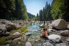 Cascade Falls Pool (briantolin) Tags: cascadefalls mission britishcolumbia waterfall nature pacificnorthwest canada