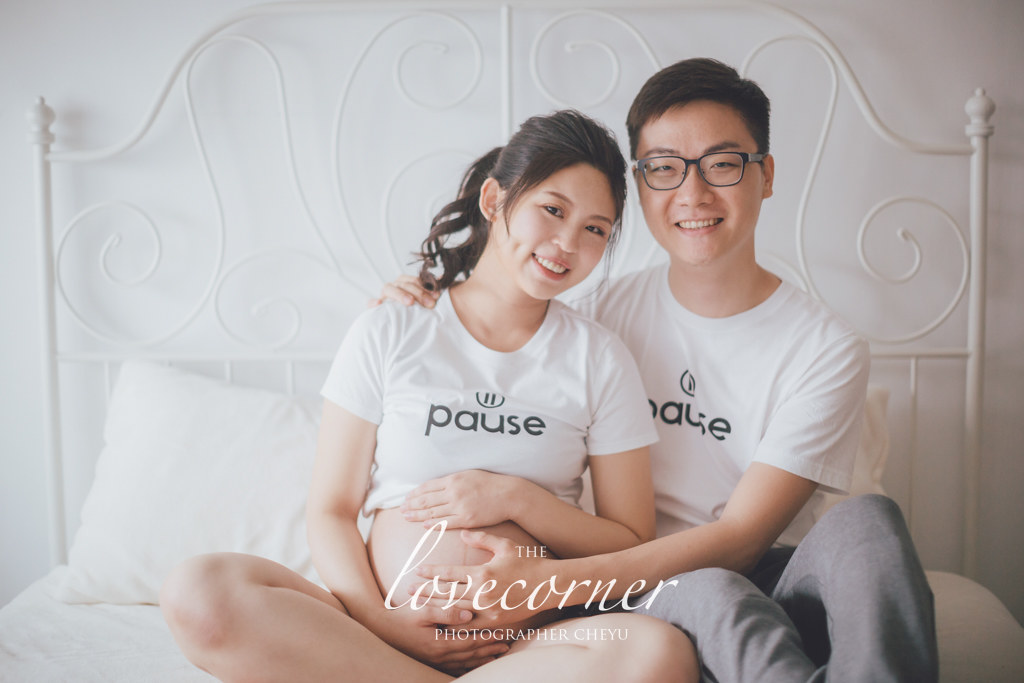 台南孕婦寫真|拍出只有孕婦才懂得幸福感!!LOVE LOVE