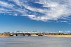 New Bailey Bridge (Howie Mudge LRPS BPE1*) Tags: landscape nature natgeo ngc sky bluesky river estuary tywyn gwynedd wales cymru uk travel sony sonya6300 sonyilce6300 sony18135mm sonyalpha sonyalphagang sonylove e18135mmf3556oss