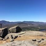 Lake Placid  New York - Adirondack Mountains - Love Hugs on A  Boulder thumbnail