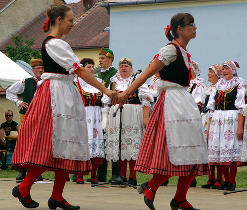 21.7.18 Jindrichuv Hradec 4 Folklore Festival in the Garden 027