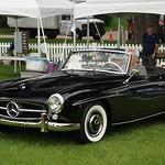 1960 Mercedes-Benz 190 SL thumbnail