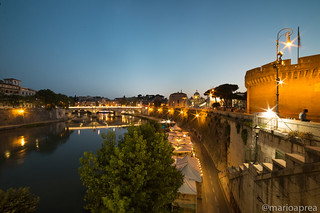 Party on the Tevere