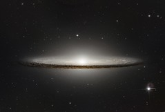 M 104 (sparxastronomy) Tags: galaxy space cosmos hubble nasa esa