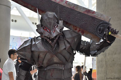 Guts, Berserker Armor (GetChu) Tags: anime expo 2018 ax los angeles convention center cosplay comic manga cartoon coser video game character costume tv show berserk guts berserker armor dragonslayer