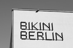 Typeface (justingreen19) Tags: 2018 april berlin bikiniberlin bikinihaus europe germany street architecture city citywest design highcontrast justingreen19 lettering shopping shoppingmall shops sign signage typeface typography