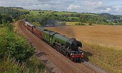 Flying Scotsman on the Settle to Carlisle Line (garstangpost.t21) Tags: flyingscotsman 60103 4472 lner armathwaite cumbria