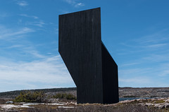 Sculptural (Serge Dai) Tags: silhouette coastline building landscape contemporary architecture iconic rocky sculptural
