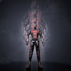 Time to Shrink (Jezbags) Tags: time shrink antman macro macrophotography macrodreams marvel marvelstudios canon canon80d 80d laowa hottoys sideshow avengers infinitywar civilwar actionfigure