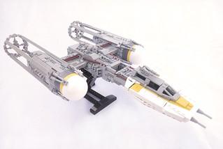 BTL-A4 Y-Wing Starfighter