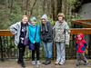 the shorties (RubyT (I come here for cameraderie!)) Tags: olympusomde10ii m1442iir portrait sisters grandson family laughing annrubyfallspark chattahoocheeforest redhead redhair ginger twins