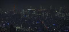 Tokyo 4379 (tokyoform) Tags: tokyo tokio 東京 日本 tokyoform chrisjongkind japan city 都市 ciudad cidade ville stadt urban cityscape skyline 都市の景観 都市景観 街並み stadtbild paesaggiourbano paisagemurbana paisajeurbano paysageurbain night nuit nacht noche 夜 夜晚 dark 東京タワー tokyotower