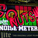 Scoreboard Noise Meter St. Louis Cardinals vs. Milwaukee Brewers Miller Park Milwaukee Wisconsin 4-3-18  0895