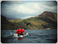 Loch Lomond (Nicolas Valentin) Tags: lochlomond lomond kayak centralscotlandkayakanglers fishing kayakfishing