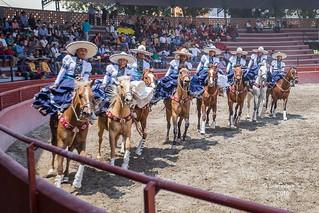 Escaramuza Charra - Tlaxcala - México