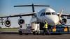 Prep (Al Henderson) Tags: 146 146300 airtask airport aviation bae bedfordshire cranfield egtc faam gluxe metman planes research