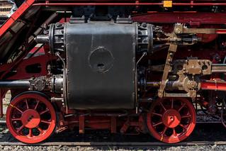Eisenbahn-Frühlingsfest BW Schöneweide 2018