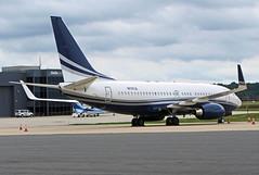 B737-7.N737LE (Airliners) Tags: polaris polarisaviation polarisaviationsolutions 737 b737 b7377 b737700 bbj b737bbj b737ng boeing boeing737 boeing737700 boeingbusinessjet private corporate iad n737le 72218