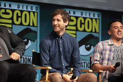 Thomas Middleditch (Gage Skidmore) Tags: thomas middleditch godzilla king monsters san diego comic con international 2018 convention center california