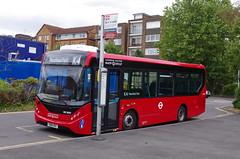 IMGP2595 (Steve Guess) Tags: norbiton kingstonuponthames surrey greater london england gb uk ratp united alexander dennis adl enviro e200 mmc bus