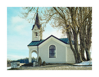 New Chapel in Bavaria