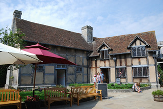 Birthplace of William Shakespeare, Stratford-upon-Avon