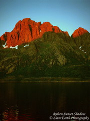 Rulten Sunset Shadow (liamearth) Tags: earth shore sky mountain sceneic wilderness beautiful sea view outdoor water western landscape wild lofoten norway arctic circle traveling real life camping serene mountainside still clear texture contrast bay colour rock grass field lake river garden rocks animal clouds coast road seascape boat boats seaweed austvågøy svolvær ocean beach rulten shadow