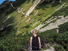 5 stawów-47 (wichrzu_wichrzu) Tags: mountains tatry forest trees pounds stawy 5stawów summer hiking active clearsky