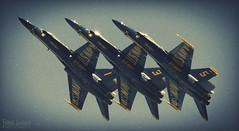 Airshow 45 (Blue Angels) (FarhadFarhad .(Farhad Jahanbani)) Tags: blue angels seattle seafair airshow 2018