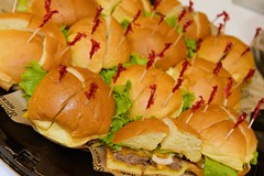 #USEmbassy4th #71 (*Amanda Richards) Tags: edible food cocktail usembassy july4 usembassy4th sliders