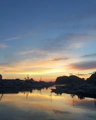 今日の夕焼け綺麗だったなぁー。綺麗な景色を見ると本当に幸せになる。 (photoshitaka) Tags: instagram ifttt