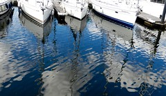 Abundance (jeansmachines24) Tags: swansea marina abundance refections