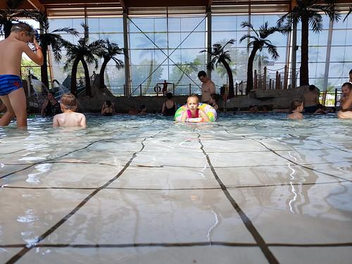 Aquapark we Wrocławiu