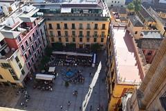 Plaza del Obispo (Málaga, Andalucía, España, 15-6-2018) (Juanje Orío) Tags: 2018 málaga provinciademálaga andalucía españa espagne espanha espanya spain plaza