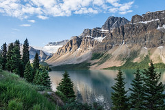 Bow Lake, Icefield Parkway, Jasper (marvhimmel) Tags: general jaspernationalpark montana flatheadlake canada bristishcolumbia