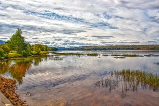 Tupper Lake  New York - Adirondack Park - Reflection
